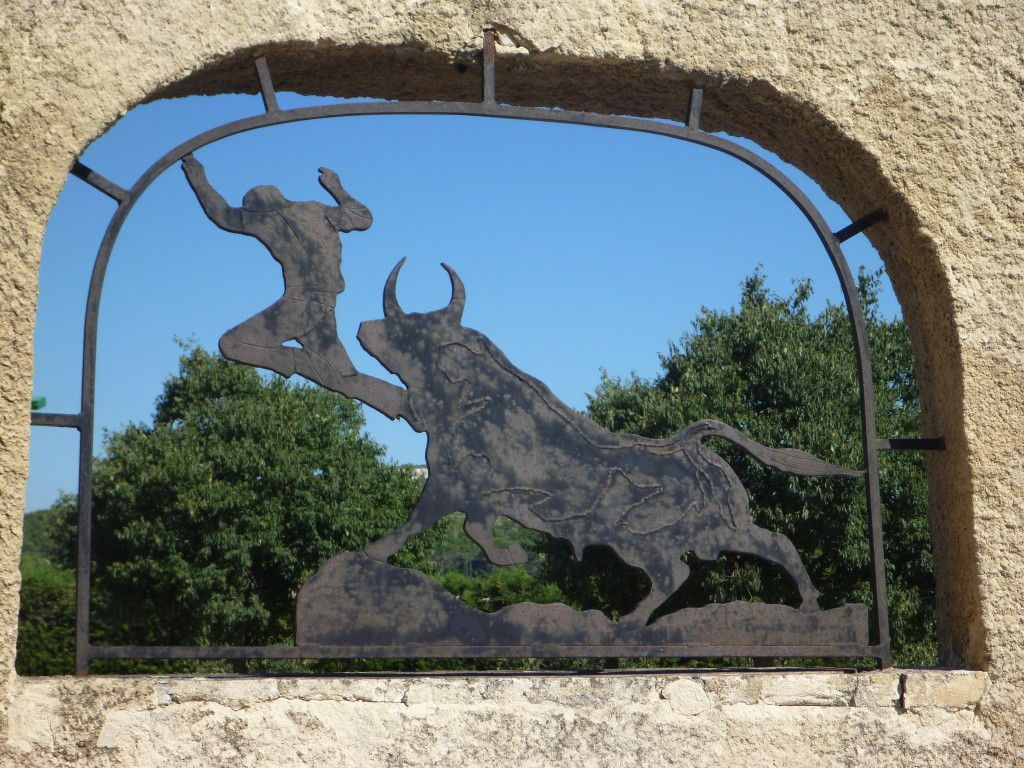 Camargue Horse and Bull Traditions #Camargue #Horses #Bulls #Provence @GingerandNutmeg