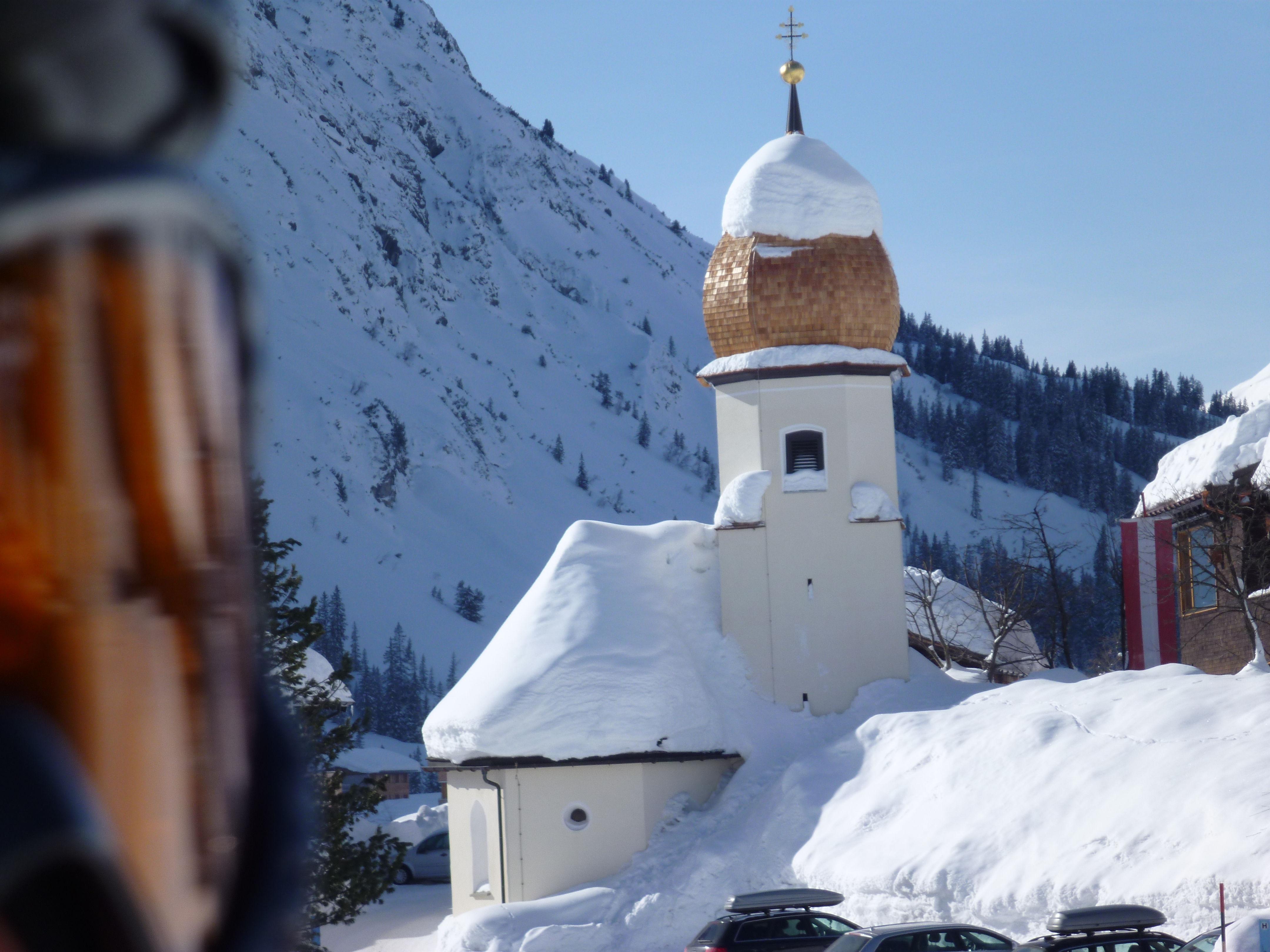 St Anton Austria #Skiing #Austria