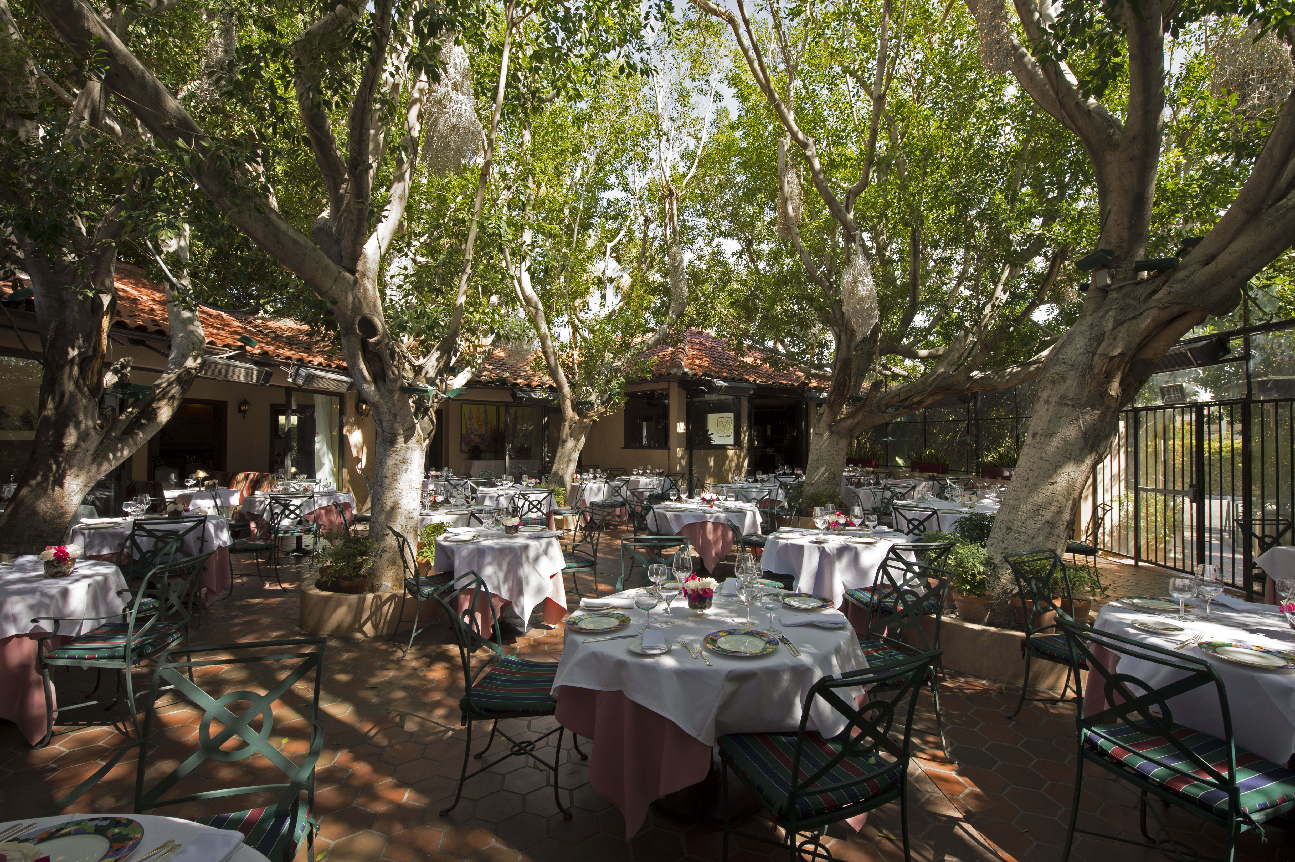 Palm Springs Restaurants With Private Rooms
