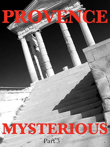 COVER pt 3 Provence Mysterious #Provence #Photography #History iBook