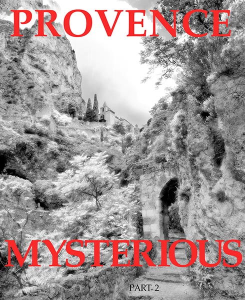 Cover Part 2 Provence Mysterious #Provence #Photography #History iBook