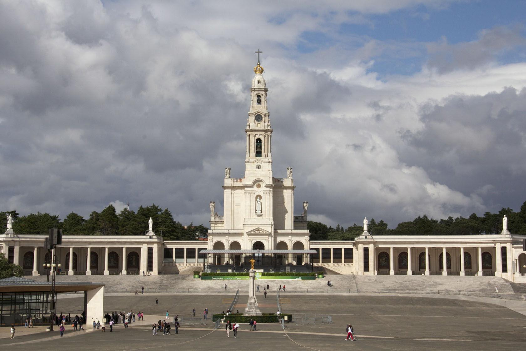 Fatima #Portugal #Fatima @GingerandNutmeg
