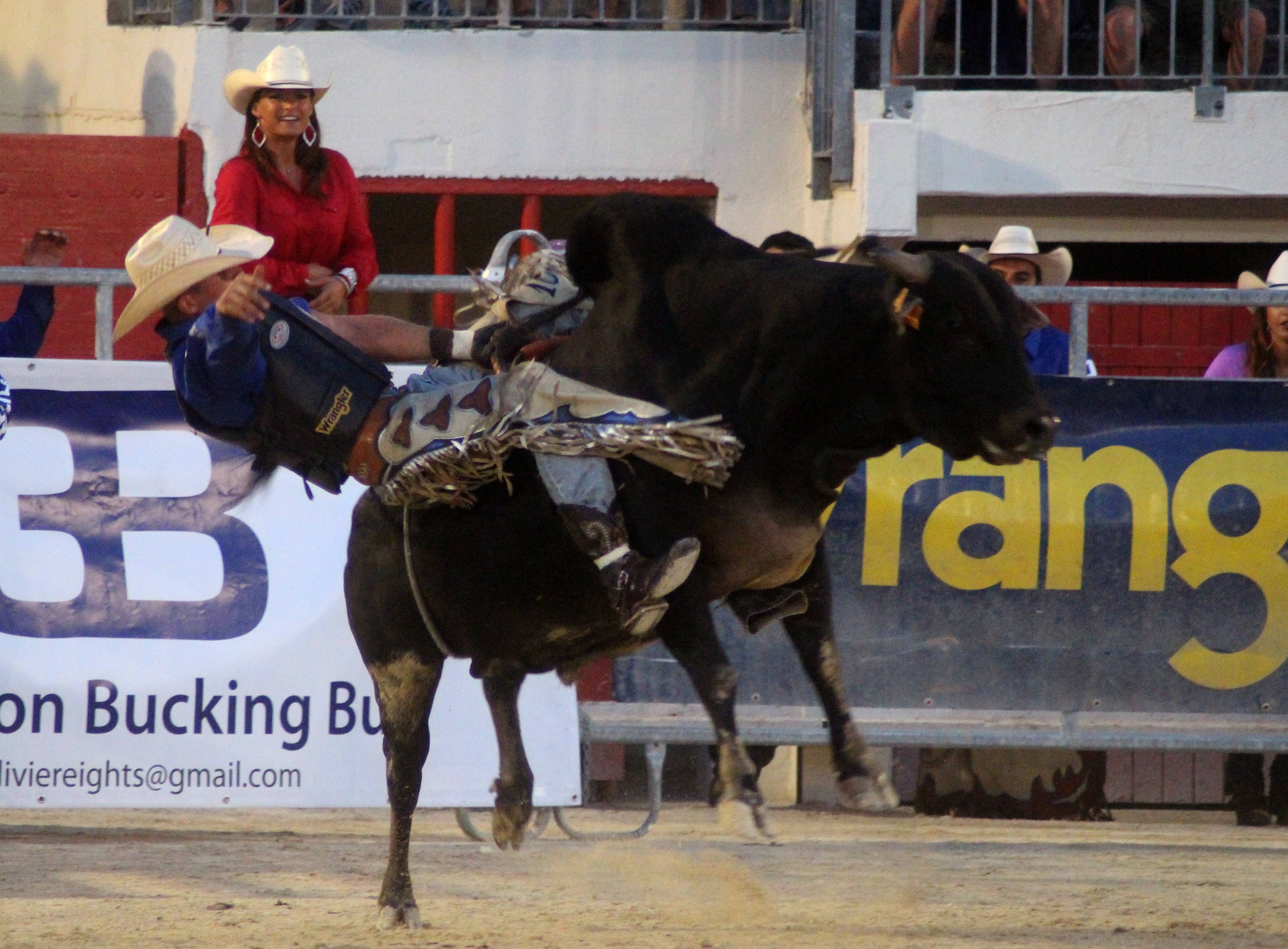 Olivier Bourillon and The Rodeo Cowboys of Provence