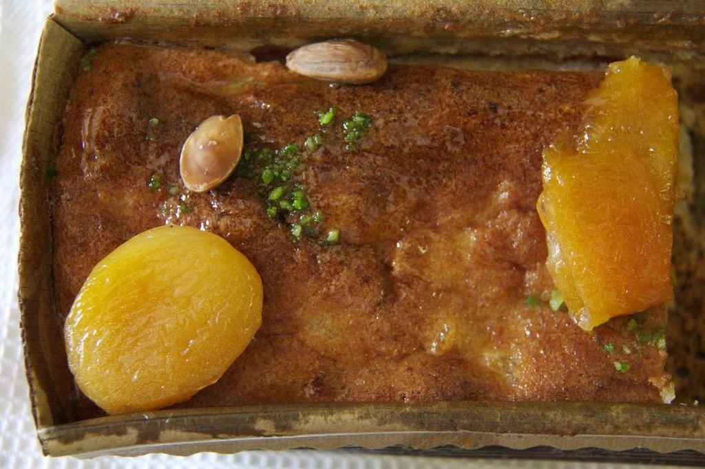 Le Ventoulet Provencal Cake #Provence #leVentoulet @GingerandNutmeg