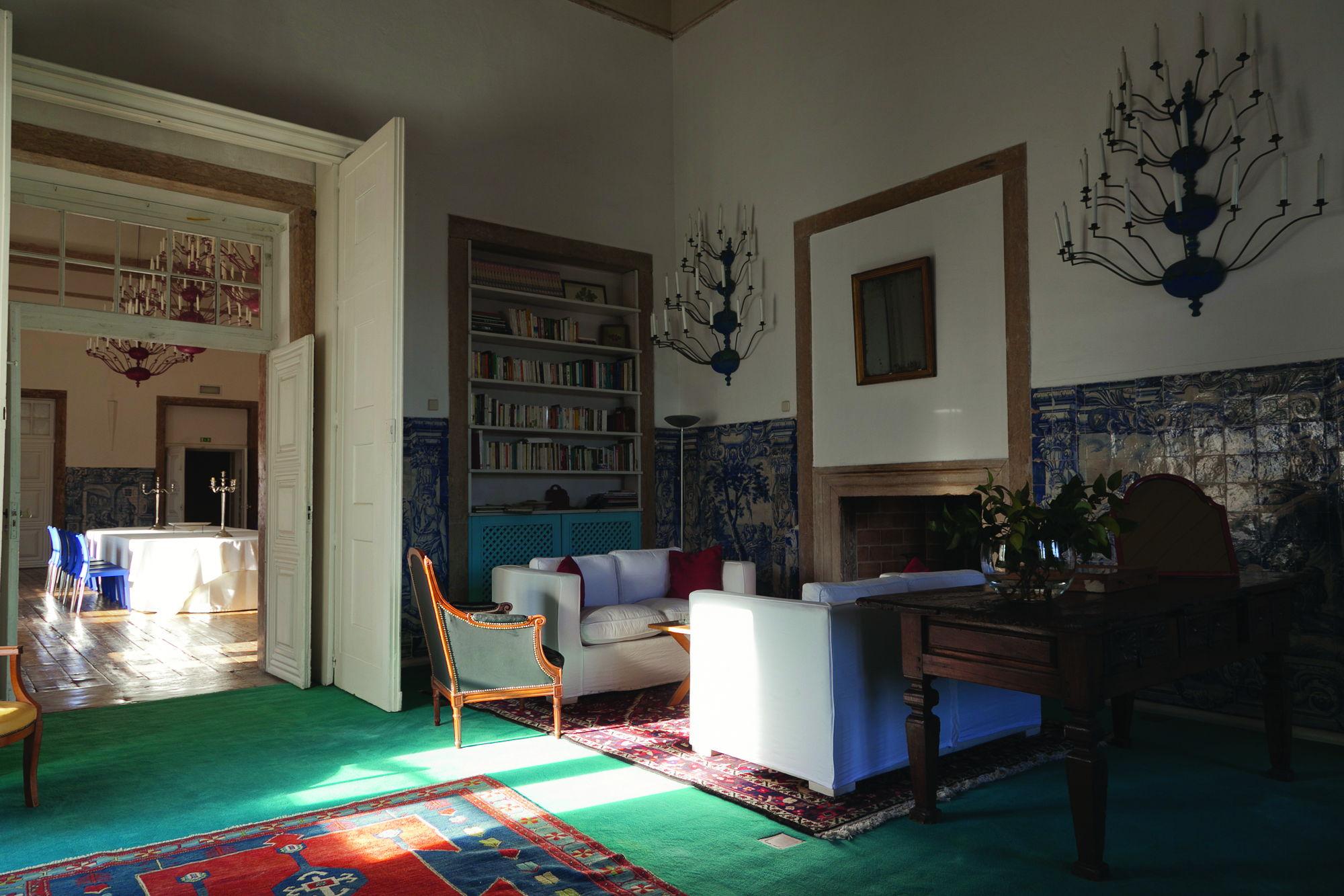Palacio Belmonte 1º Amadeo Souza Cardoso - Joana Pinto Coelho #Lisbon #PalacioBelmonte #LuxuryHotels #TravelPortugal