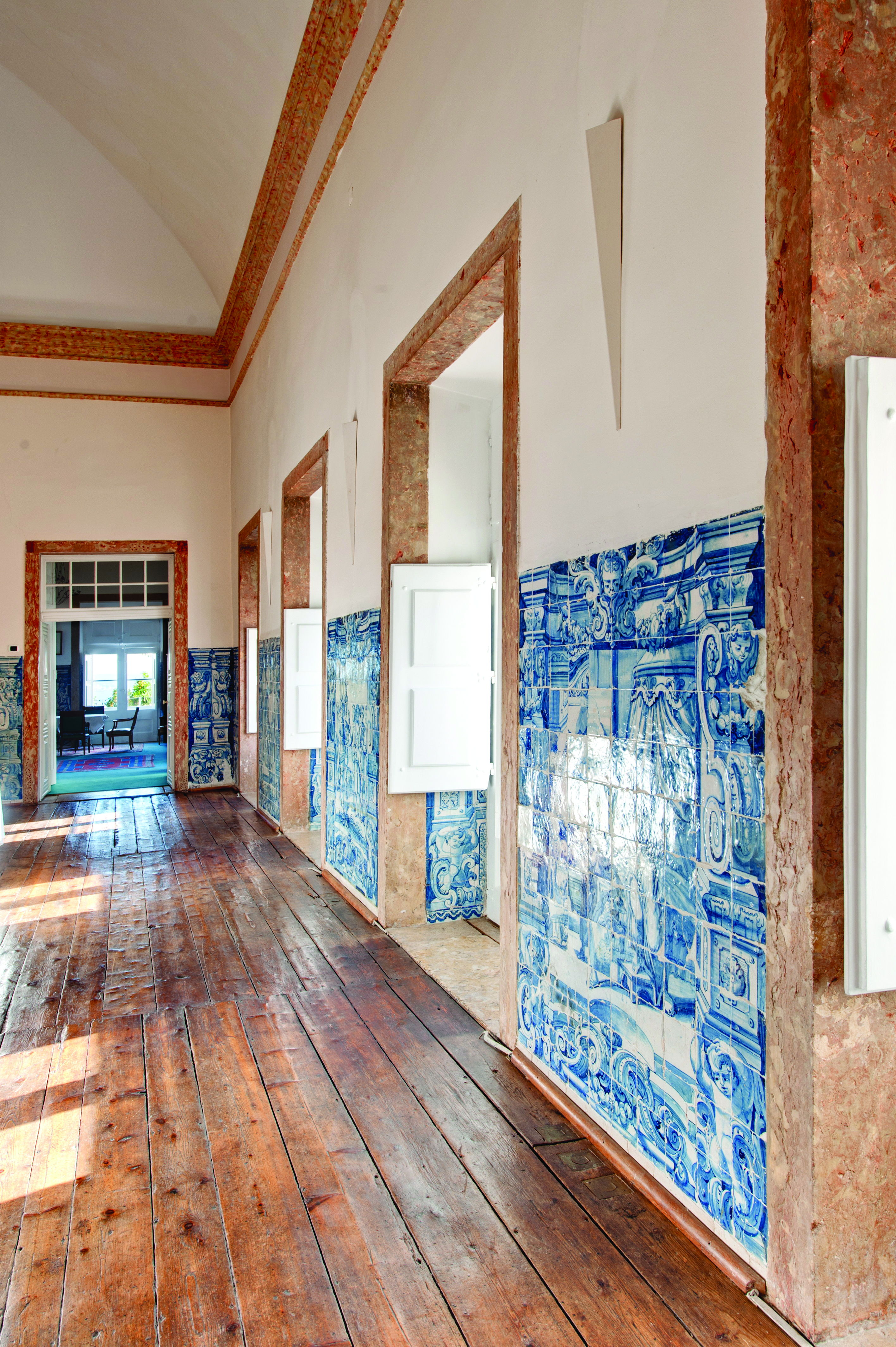 Palacio Belmonte 1º Maria Ursula #Lisbon #PalacioBelmonte #LuxuryHotels #TravelPortugal