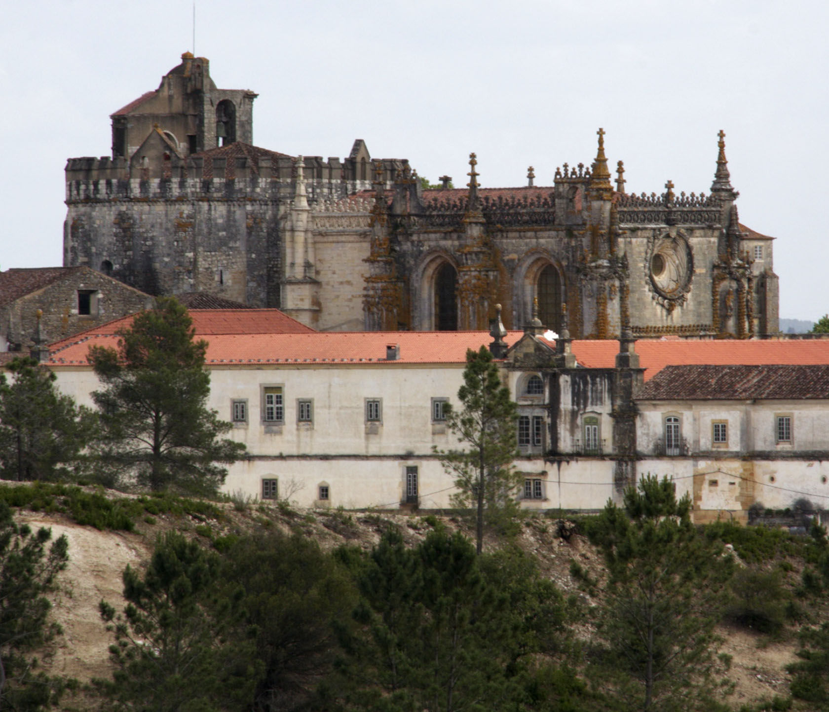 Tomar Church Concento do Christo #Portugal #Tomar @GingerandNutmeg