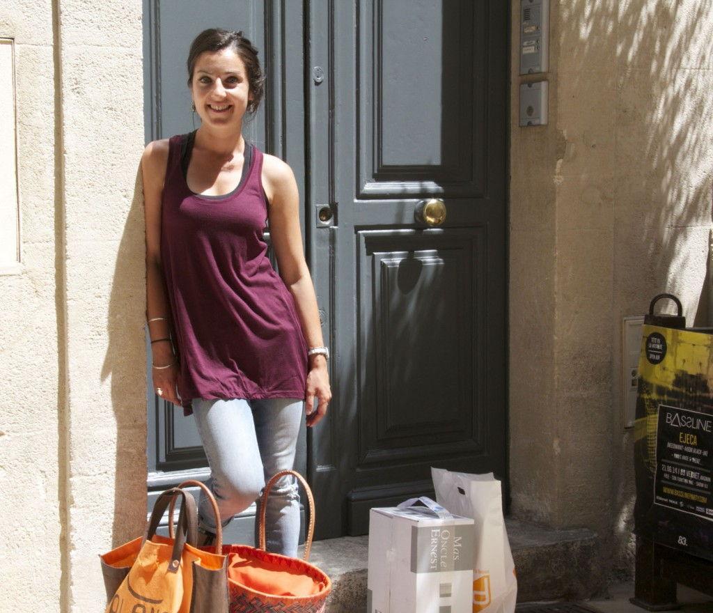 Aurelie @AvignonGourmet #Avignon #Provence #AvignonGourmetTours @GingerandNutmeg