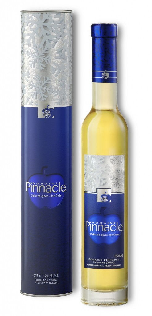 Cidre de Glace_Domaine Pinnacle #DomainePinnacle #IceCider