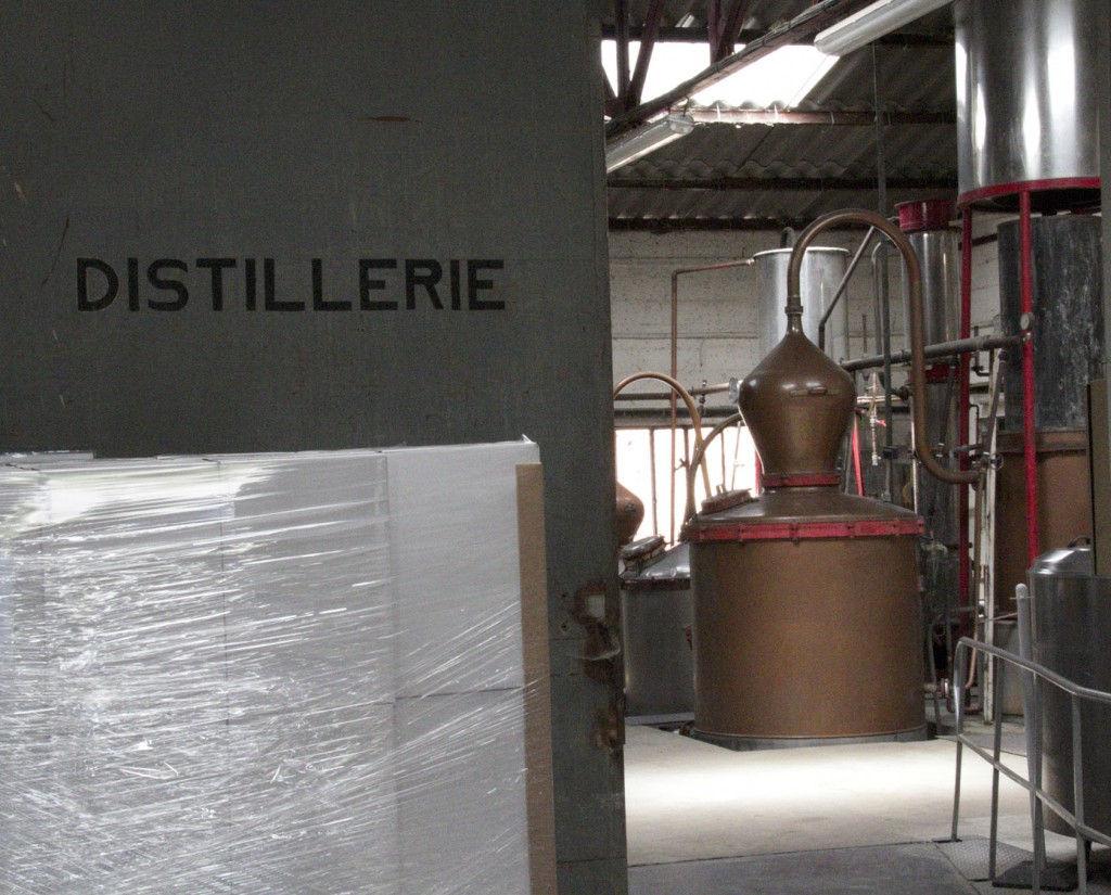 Manguin Distillery #ManguinDistillery #Provence #Avignon