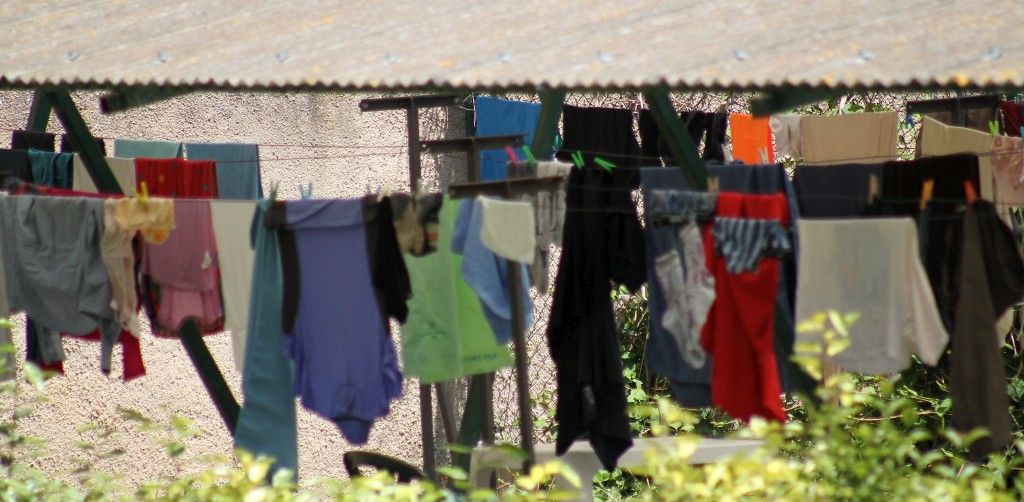 Provencal Laundry all Washed up in France's Lavoirs