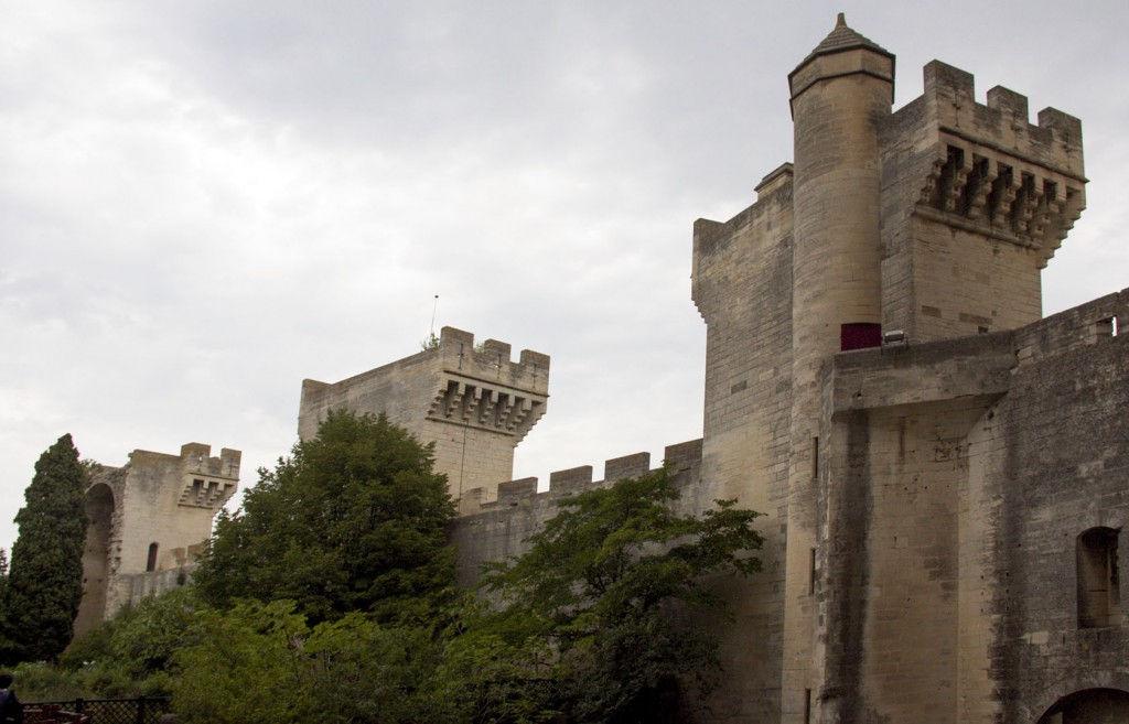 Tarascon Castle #Tarascon #Tarasque #ProvenceLegends @GingerandNutmeg