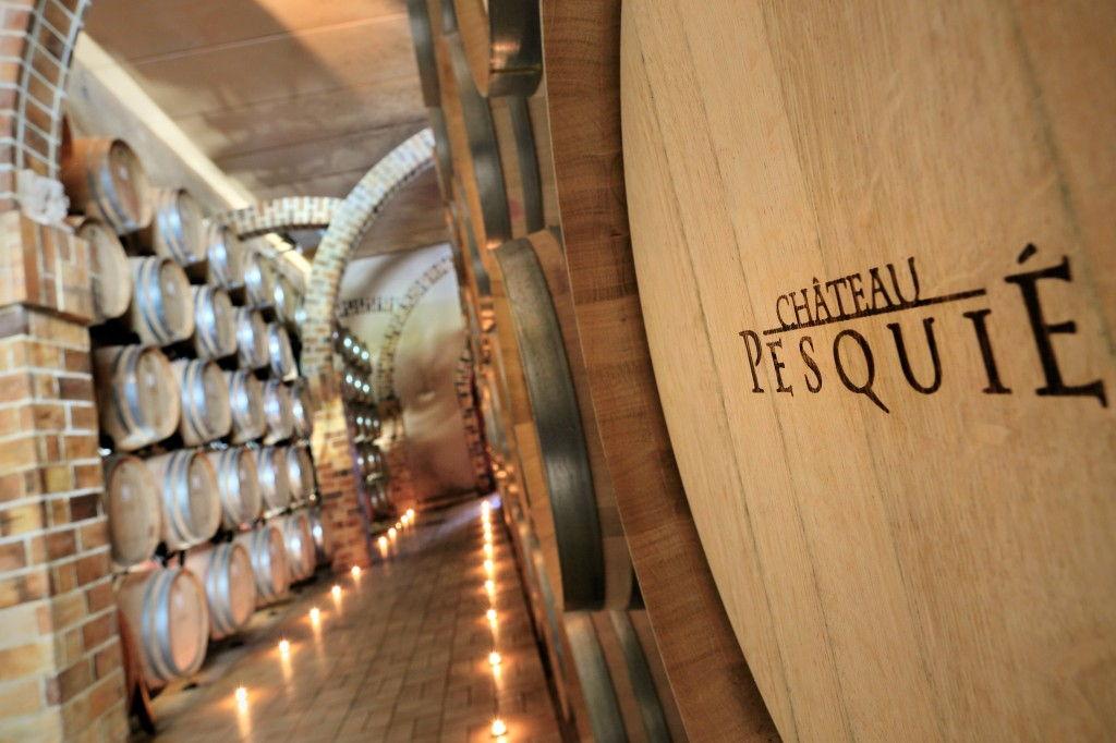 Mont Ventoux Chateau Pesquie #Provence #Vineyard #chateaupesquié @fredchaudiere Herve FABRE