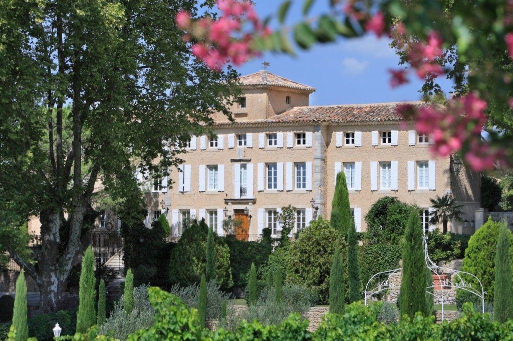 Chateau Pesquie #Provence #Vineyard #chateaupesquié Herve FABRE @fredchaudiere