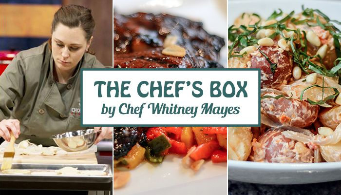 Foodie Pages August Chefs Box #FoodiePages #ChefsBox