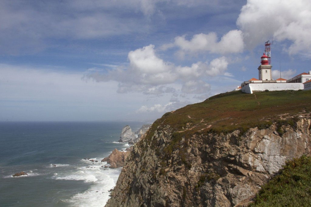 Cabo da Roca #Portugal @GingerandNutmeg