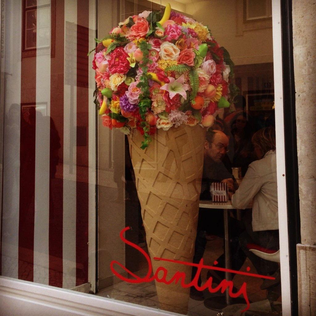 Santini #Portugal #Lisbon
