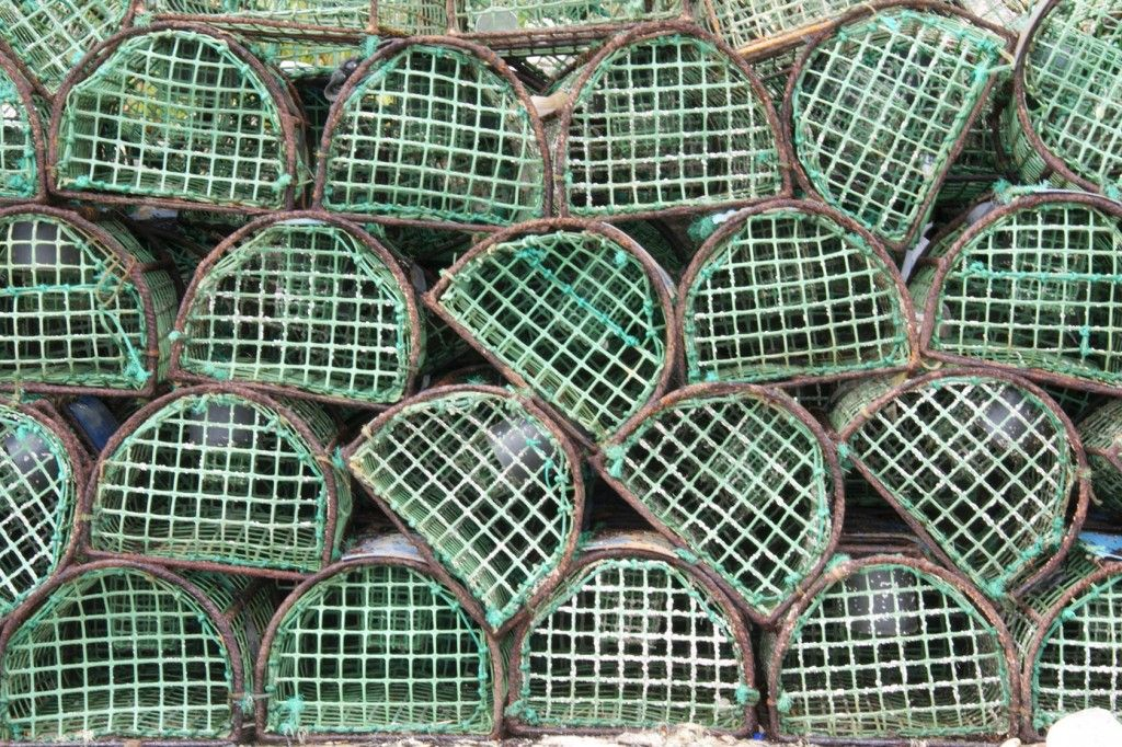 Fish traps #Portugal @GingerandNutmeg