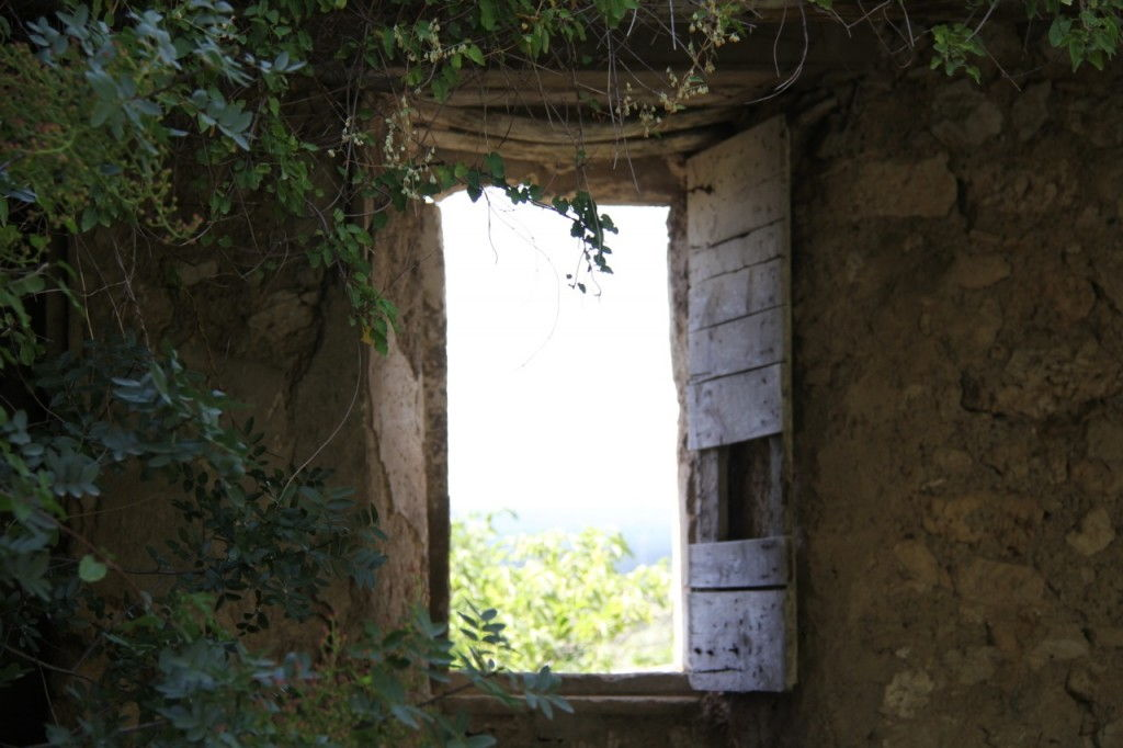 A window in Provence #Provence @GingerandNutmeg