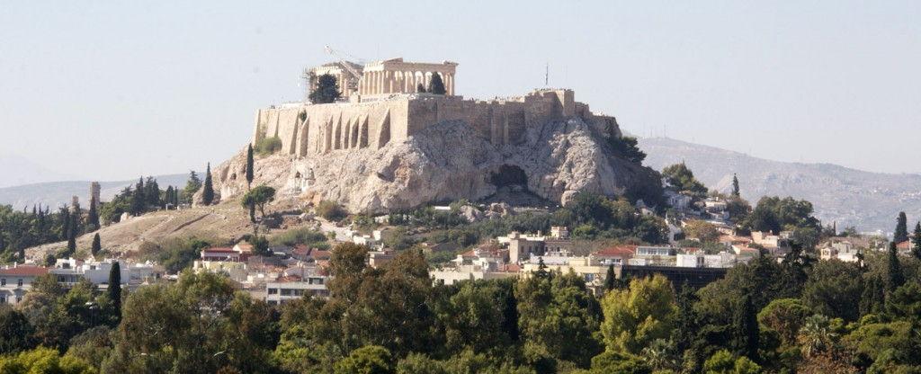 Acropolis #Athens #Greece #VisitGreece @GingerandNutmeg