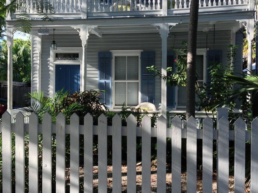 Key West house #KeyWest #Florida @GingerandNutmeg