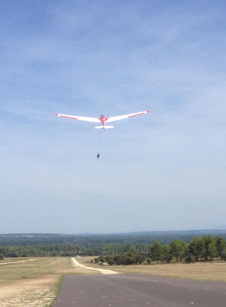 Gliding Aeroclub des Alpilles #StRemy #Alpilles #Provence