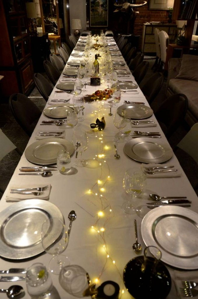 Guerrilla Dinners #Edmonton @MichelledeLand @ExtraordinaryFood