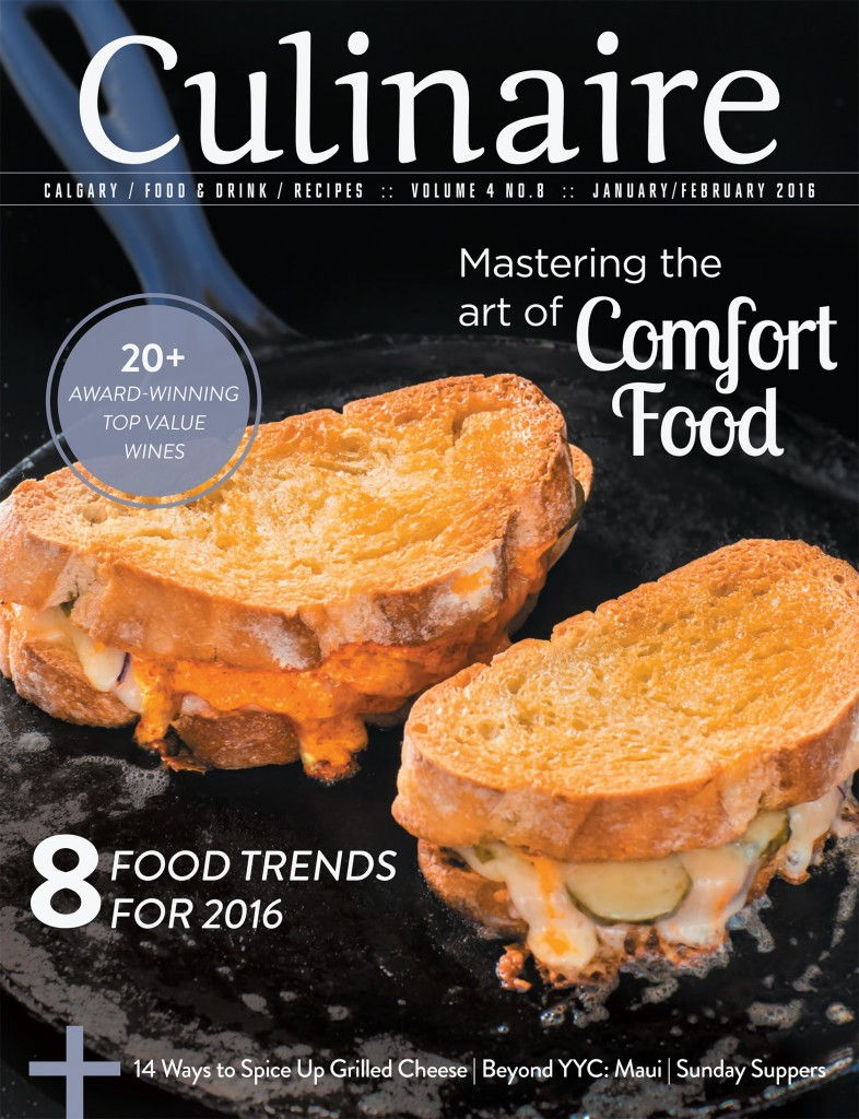 Culinaire Jan16 @CulinaireMag