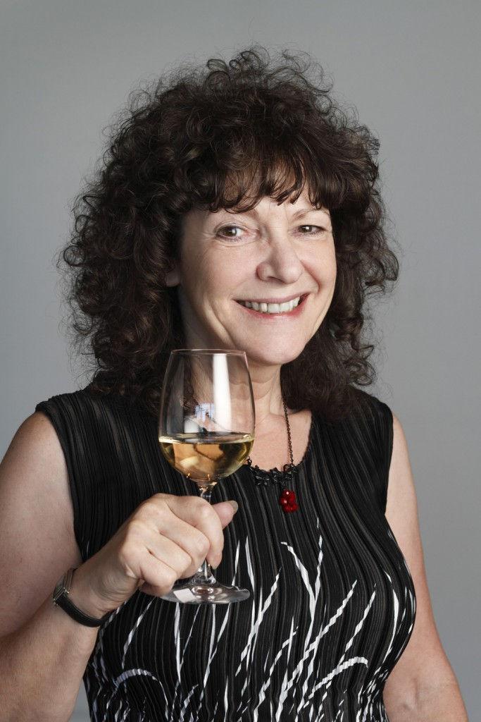Linda Garson Calgary @vineanddine
