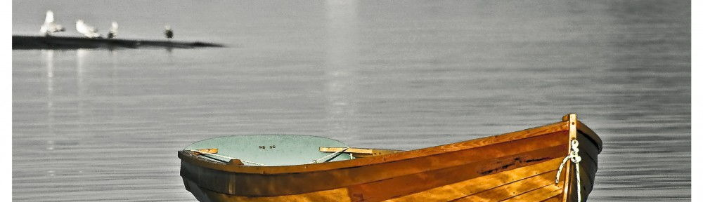 Georgian Bay Dinghy #ParrySound RichardCulverwell Photography