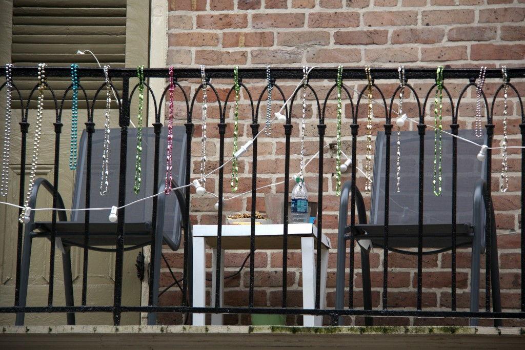 Balconies French Quarter #NOLA #NewOrleans