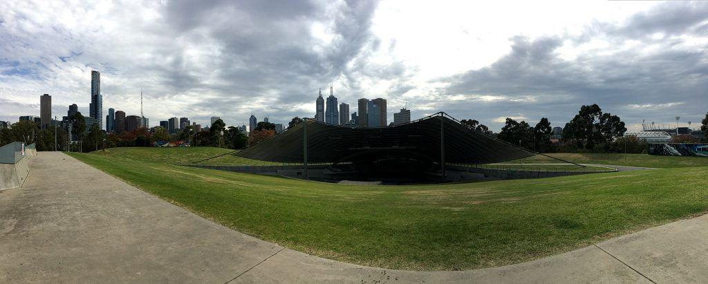 Melbourne Panorama @Melbourne