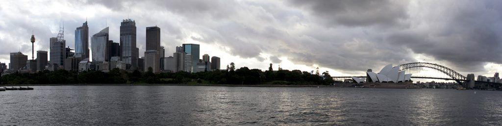 Sydney Harbour Bridge Panorama #Sydney #Australia #VisitAustralia