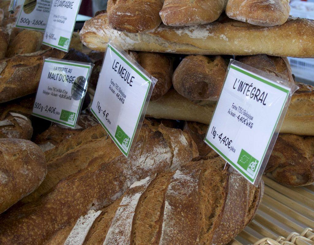 Bread #Market #SaintQuentinlaPoterie @GingerandNutmeg