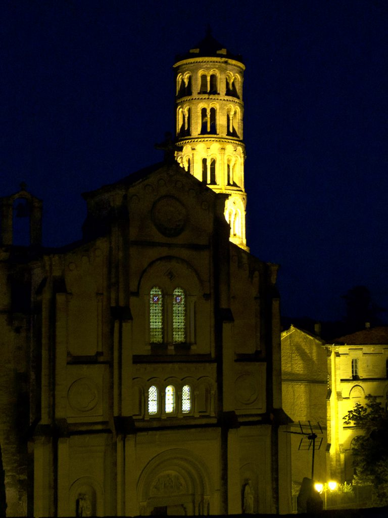 Uzes Cathedral Fenestrelle Tower #Uzes @GingerandNutmeg