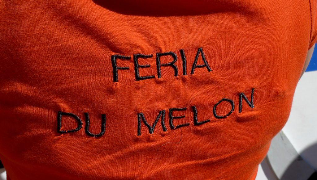 Melon Feria du Melon #Cavaillon #BlissFR @BlissinFrance