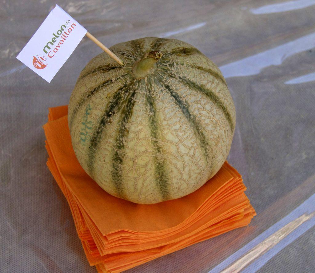 Melons of Cavaillon #Luberon #TastesofProvence