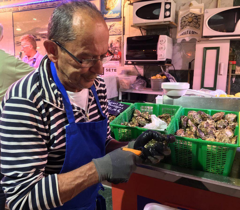 Oysters Sete #seafood @gingerandnutmeg