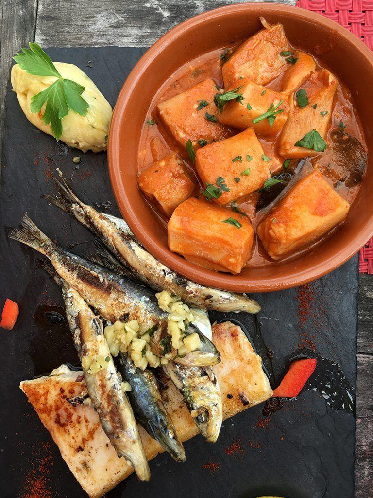 Rouille de seiche Sete #Seafood @GingerandNutmeg