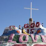 Salvation Mountain #California @GingerandNutmeg