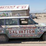 Salvation Mountain #California @GingerandNutmeg