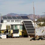 Slab City Sunworks #California @GingerandNutmeg
