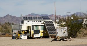 Slab City Sunworks #California @GingerandNutmeg
