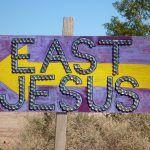 East Jesus #EastJesus #California @GingerandNutmeg