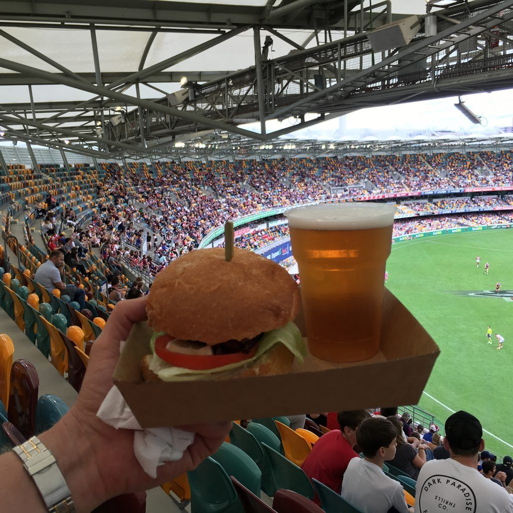 Aussie Rules Football @AFL #Brisbane #Australia