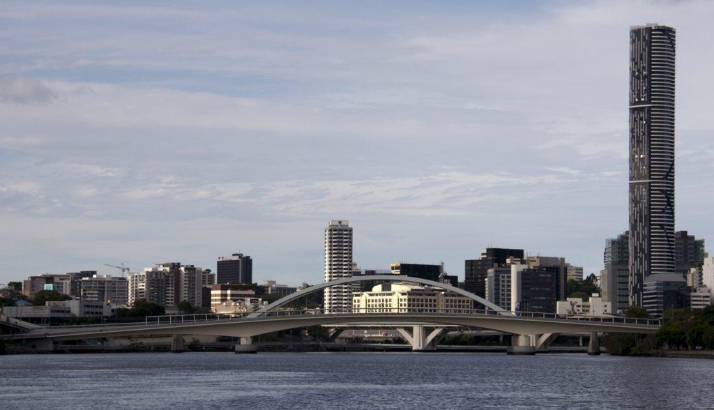 Brisbane from the water #Brisbane #Australia