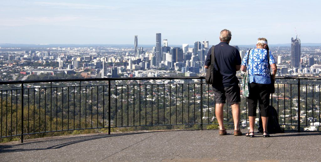 City View Mount Coot-tha #Brisbane #Australia