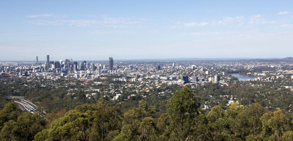 City View Mount Coot-tha #Brisbane #Australia