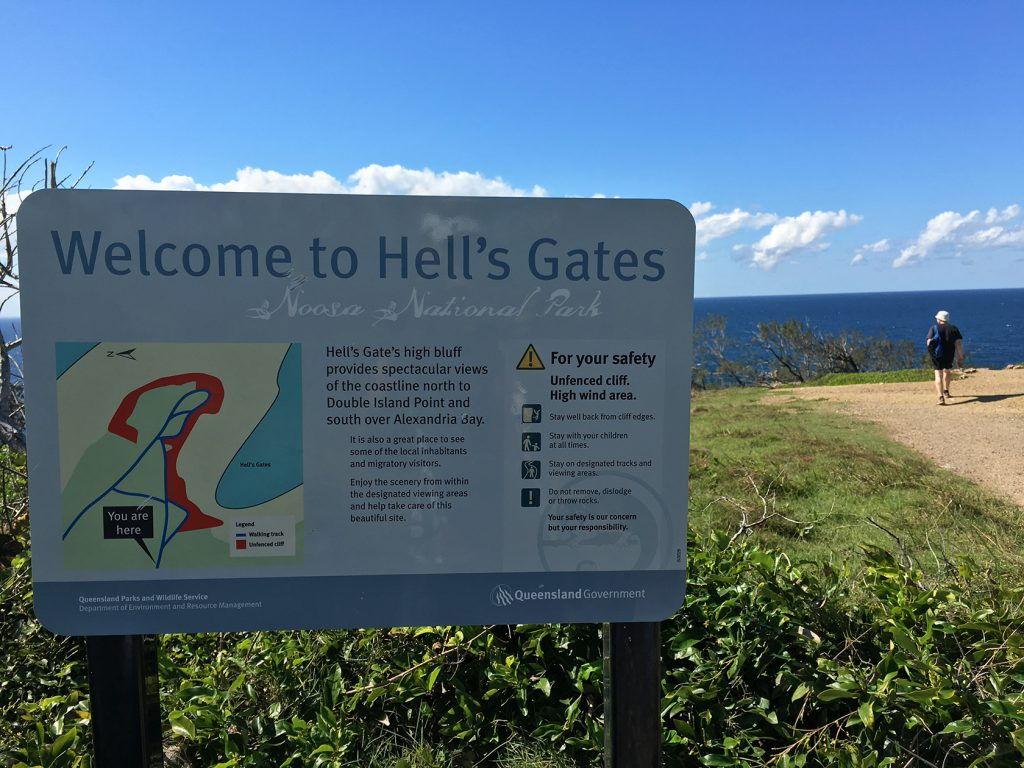 Hells Gate #VisitNoosa @Noosa