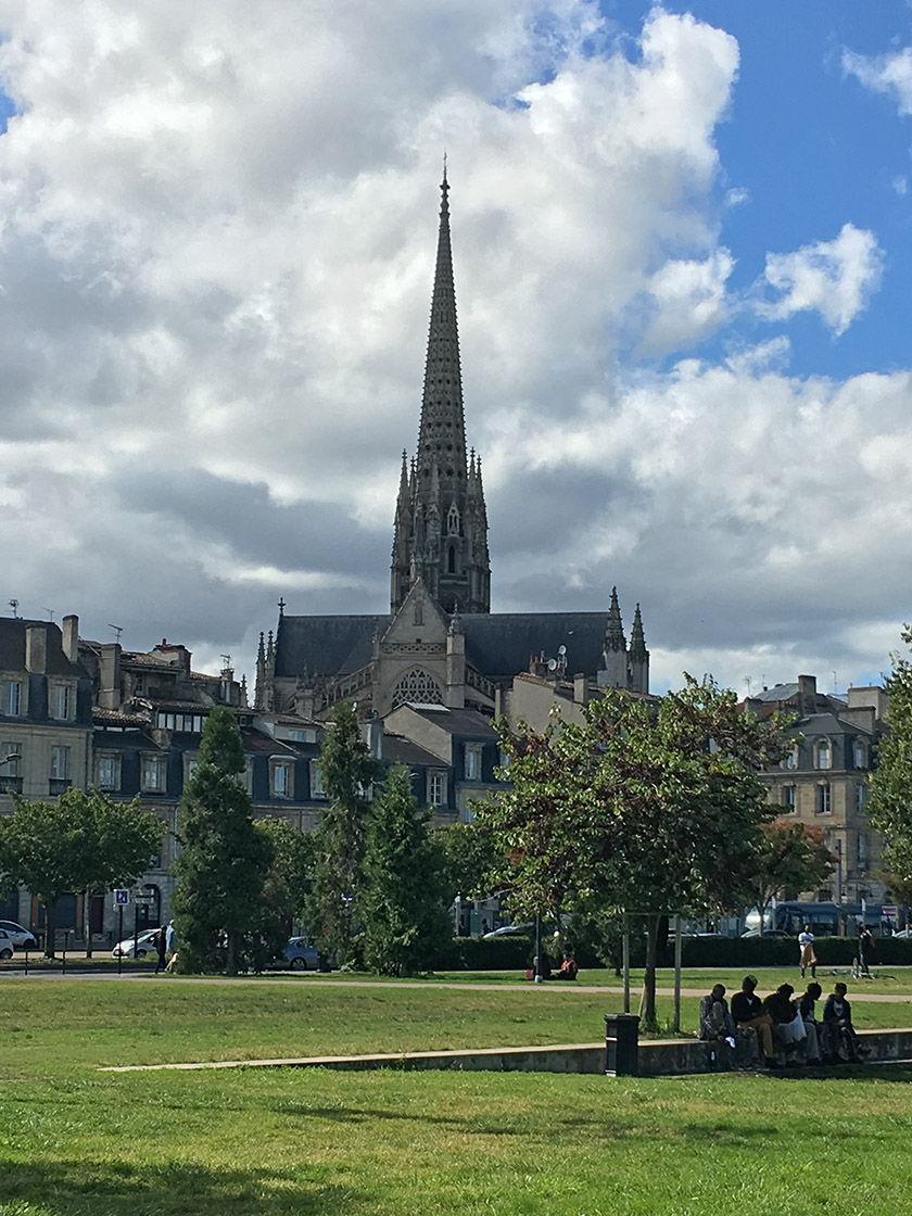 Bordeaux Eglise St Louis de Chartrons